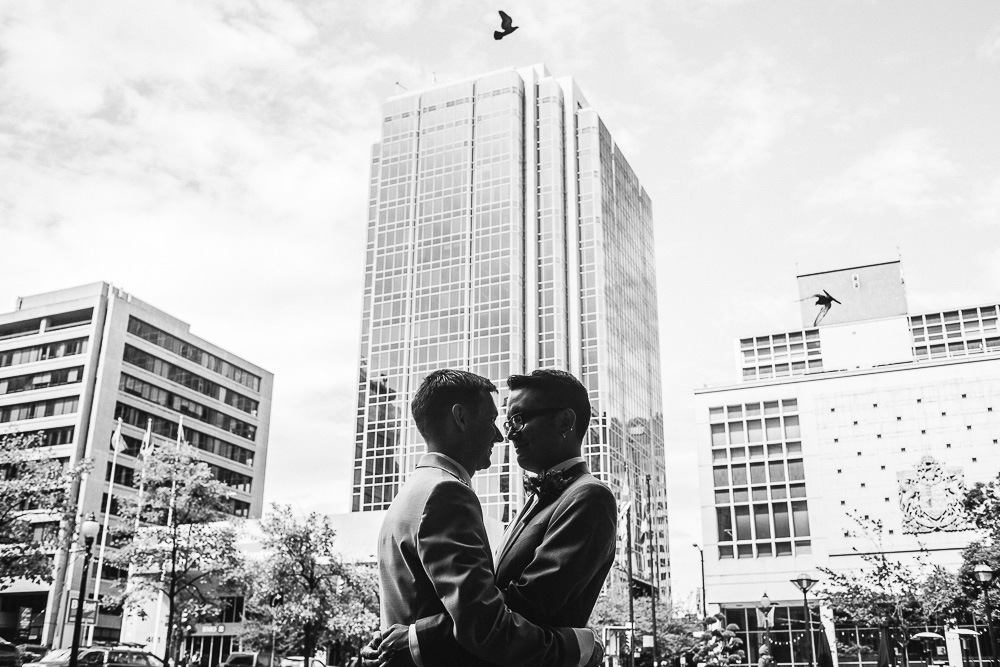 Vancouver Gay Weddings 2015