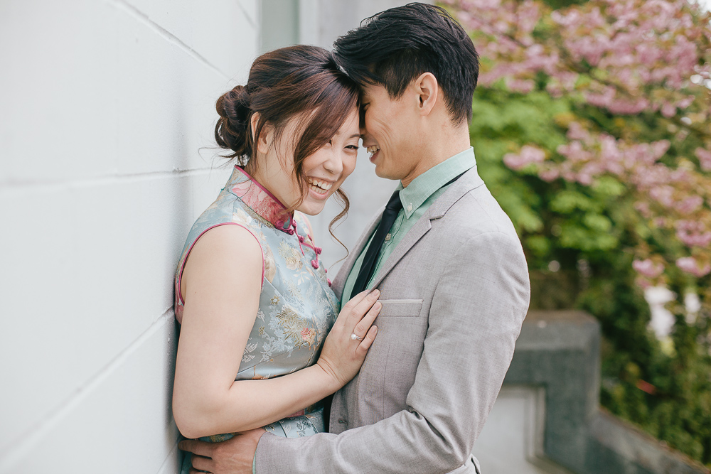 Cherry Blossom Vancouver Engagement Session-14