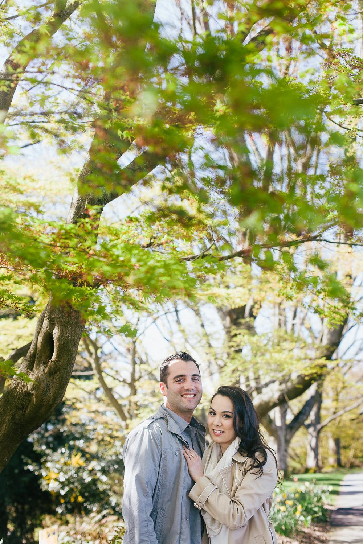 Queen Elizabeth Park Engagement Brett Kim-3