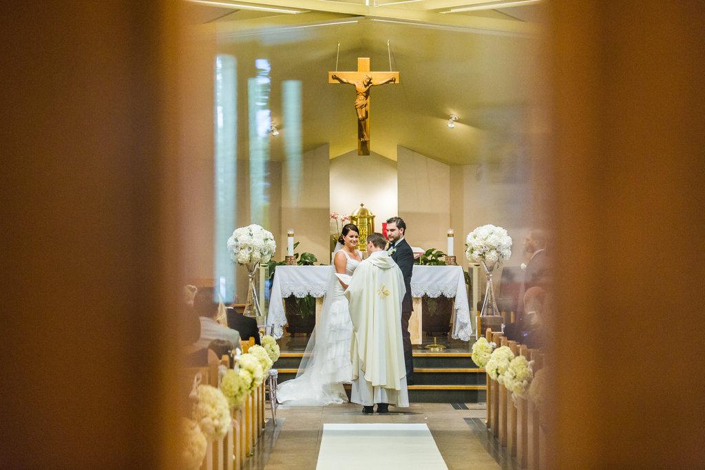 1 Holy Cross Parish Wedding-10
