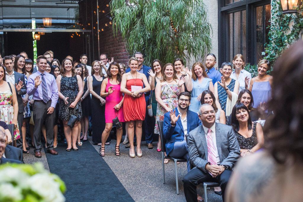 Brix Restaurant Lesbian Wedding-31