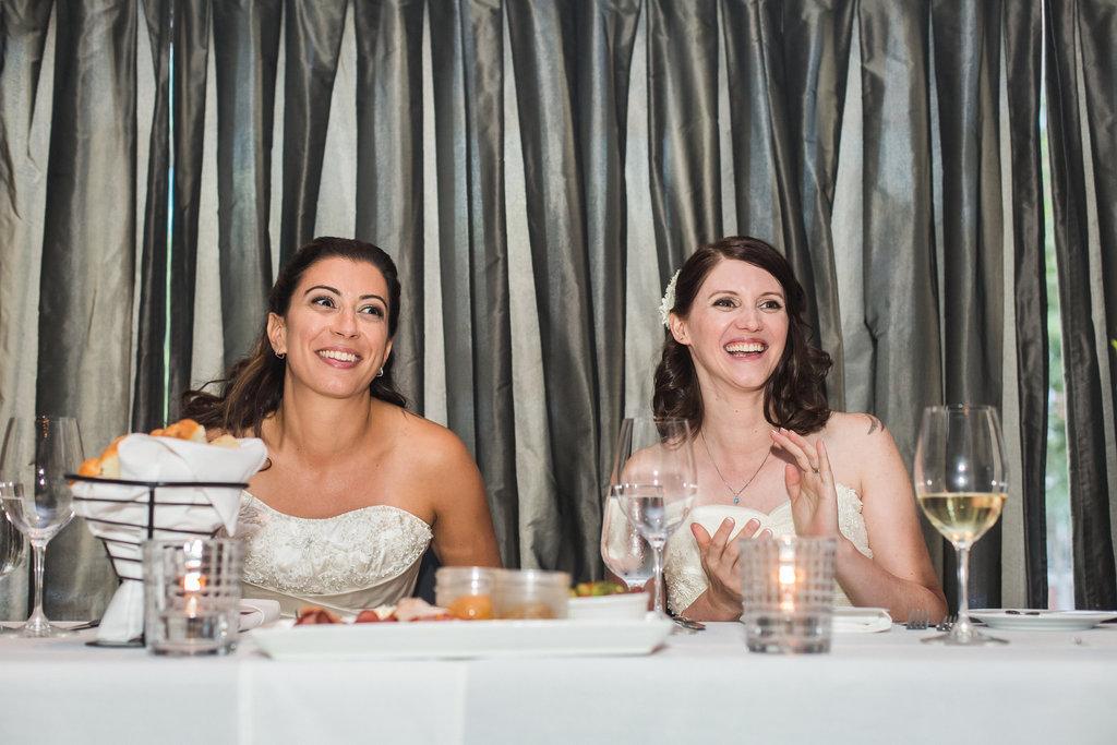 Brix Restaurant Lesbian Wedding-39