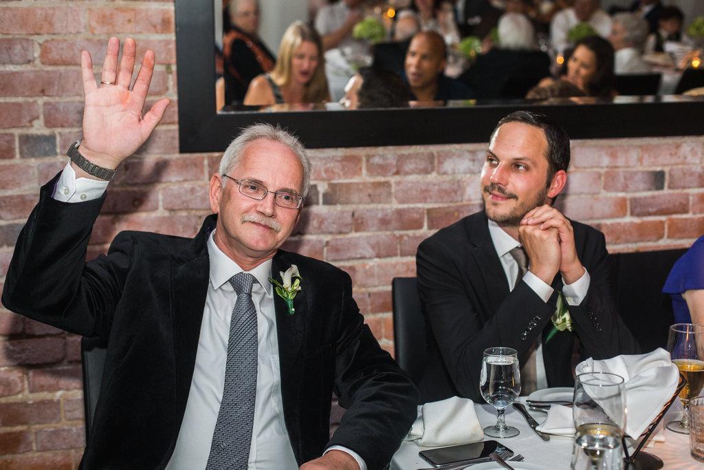 Brix Restaurant Lesbian Wedding-41