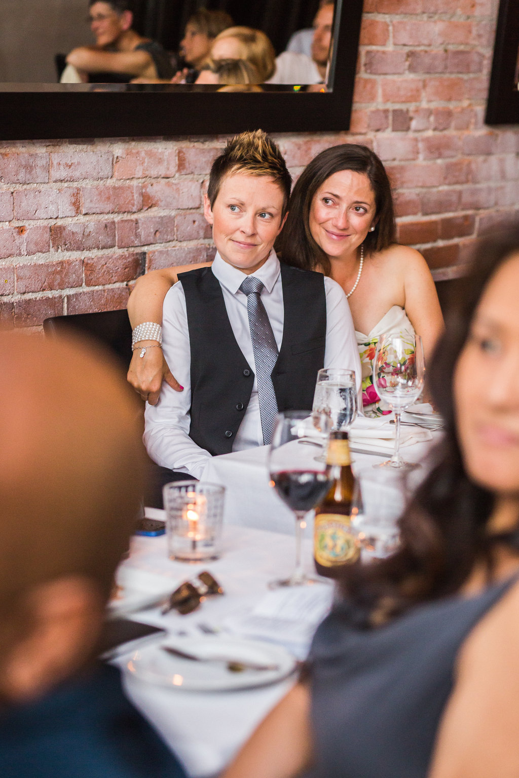 Brix Restaurant Lesbian Wedding-44