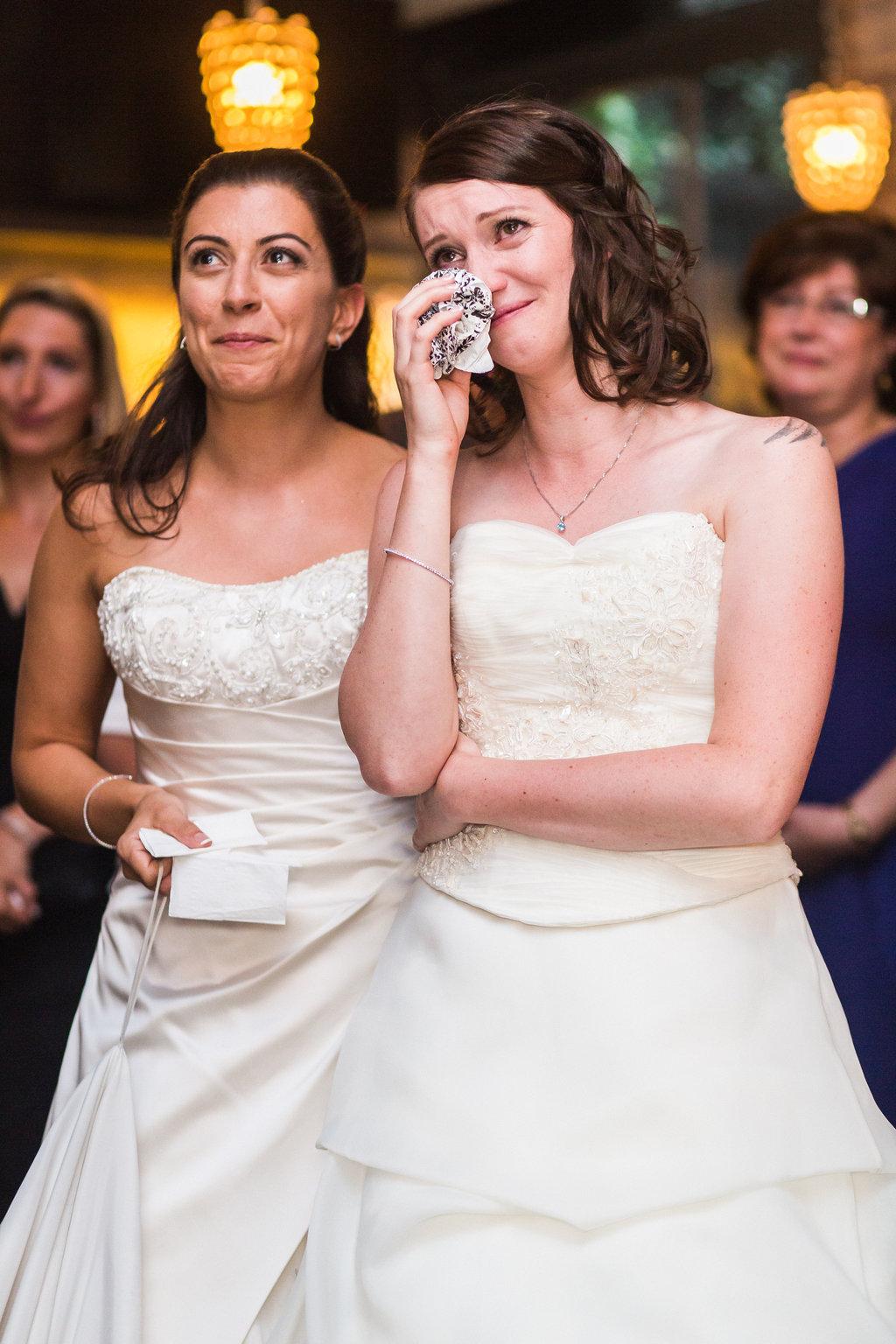Brix Restaurant Lesbian Wedding-48