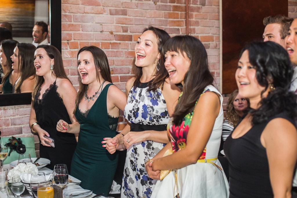 Brix Restaurant Lesbian Wedding-50