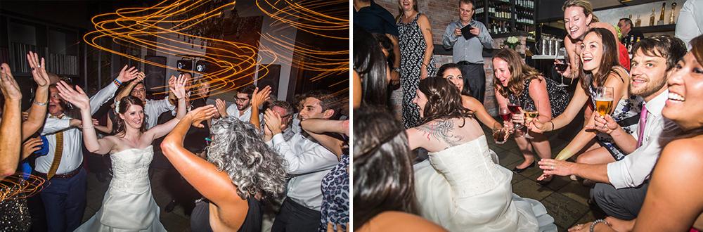 Brix Restaurant Lesbian Wedding-55