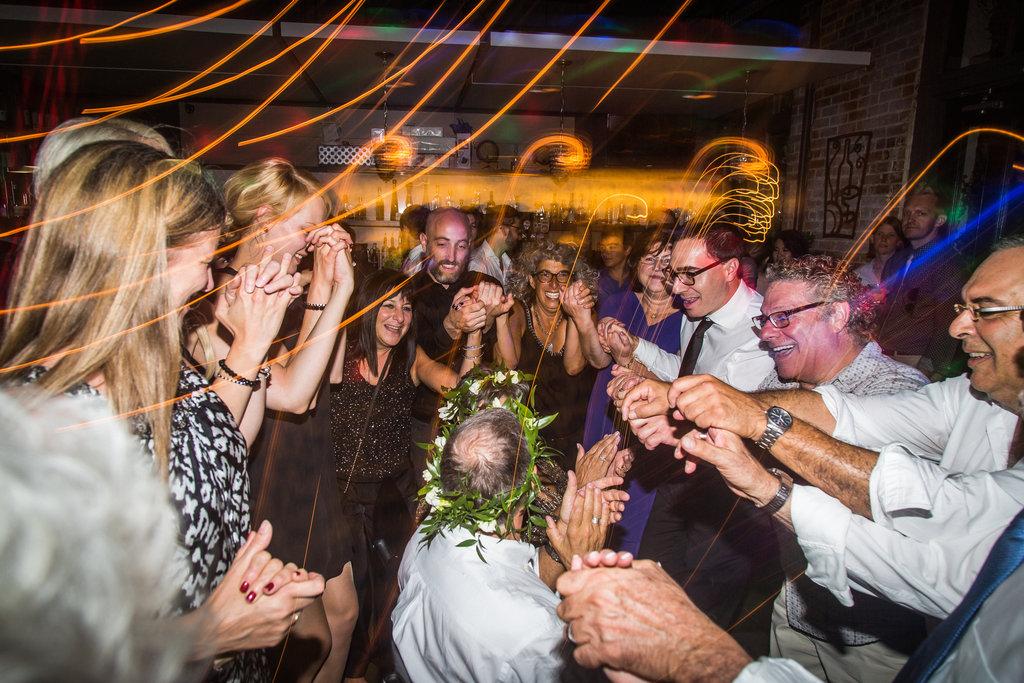 Brix Restaurant Lesbian Wedding-59