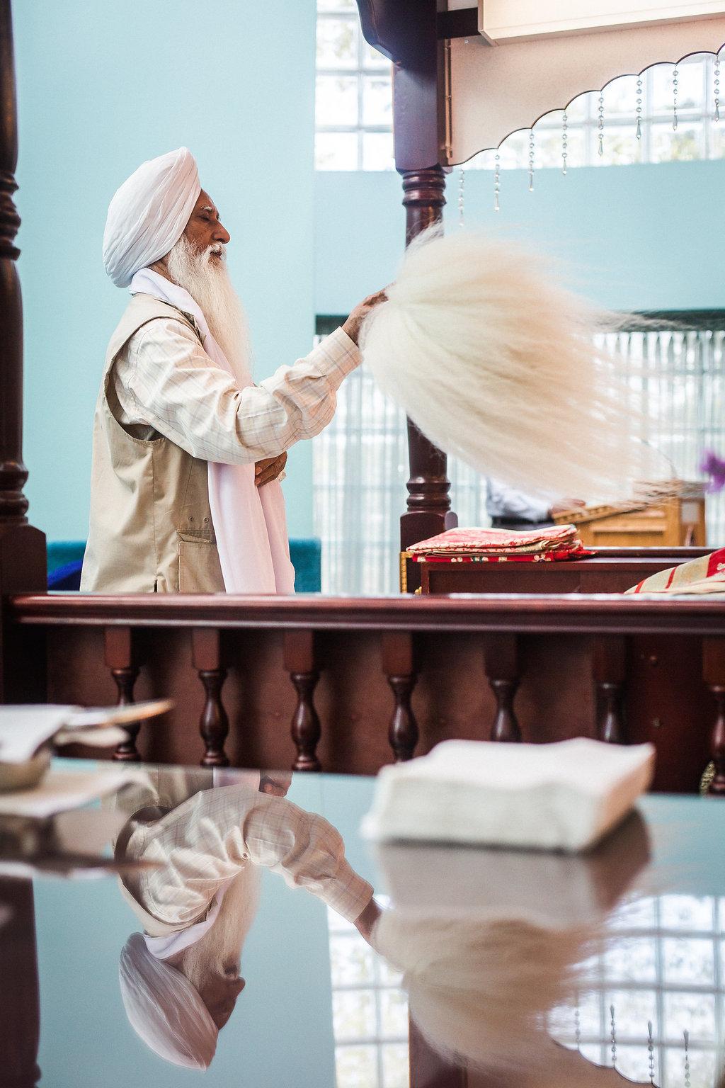 Brockhouse Sikh Wedding John Bello-09