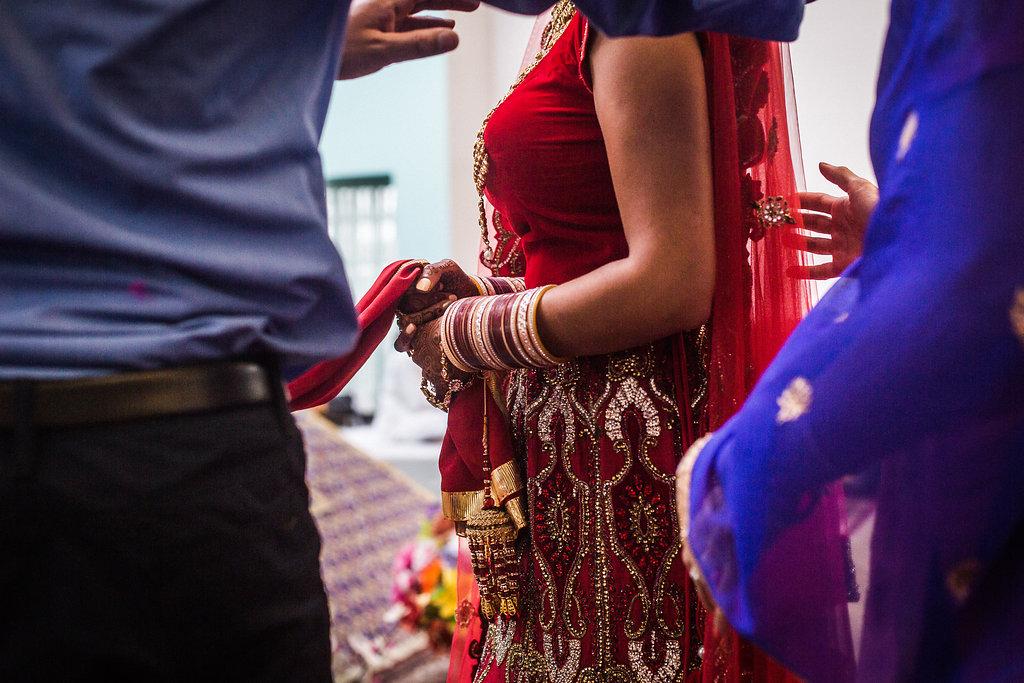 Brockhouse Sikh Wedding John Bello-11