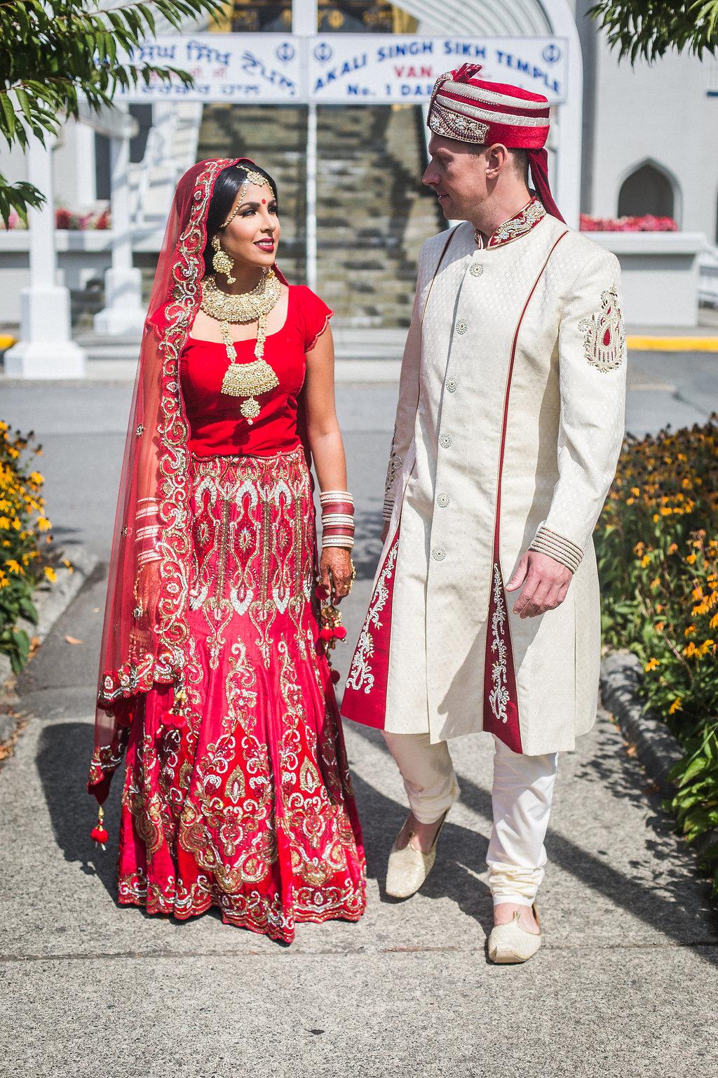 Brockhouse Sikh Wedding John Bello-20