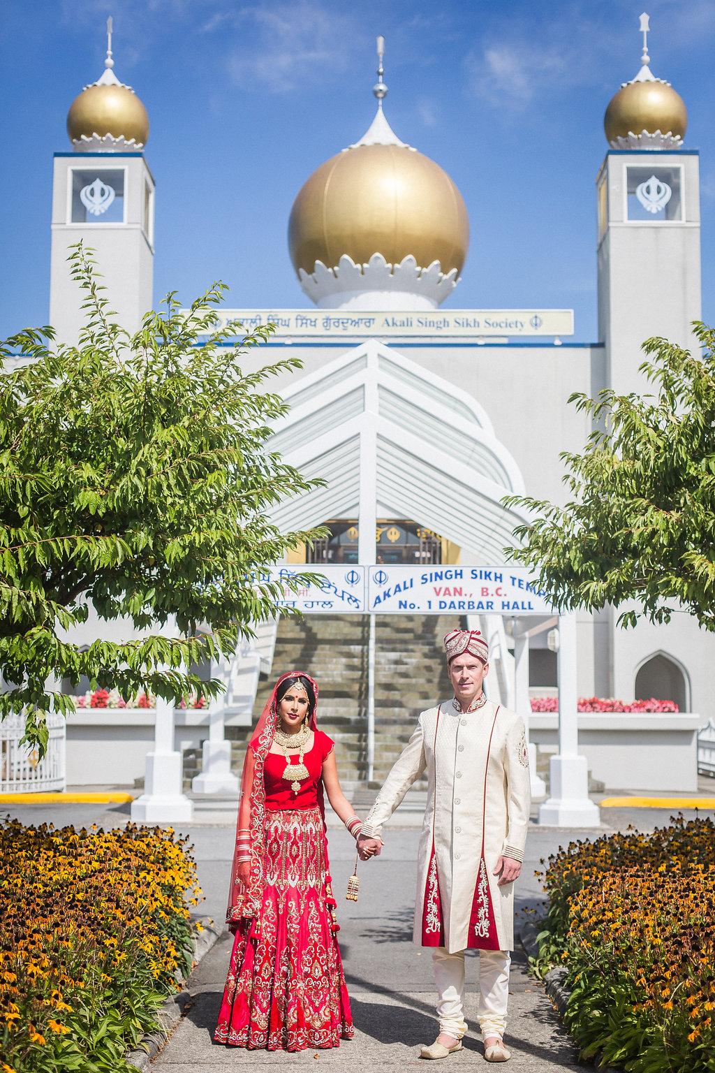 Brockhouse Sikh Wedding John Bello-21