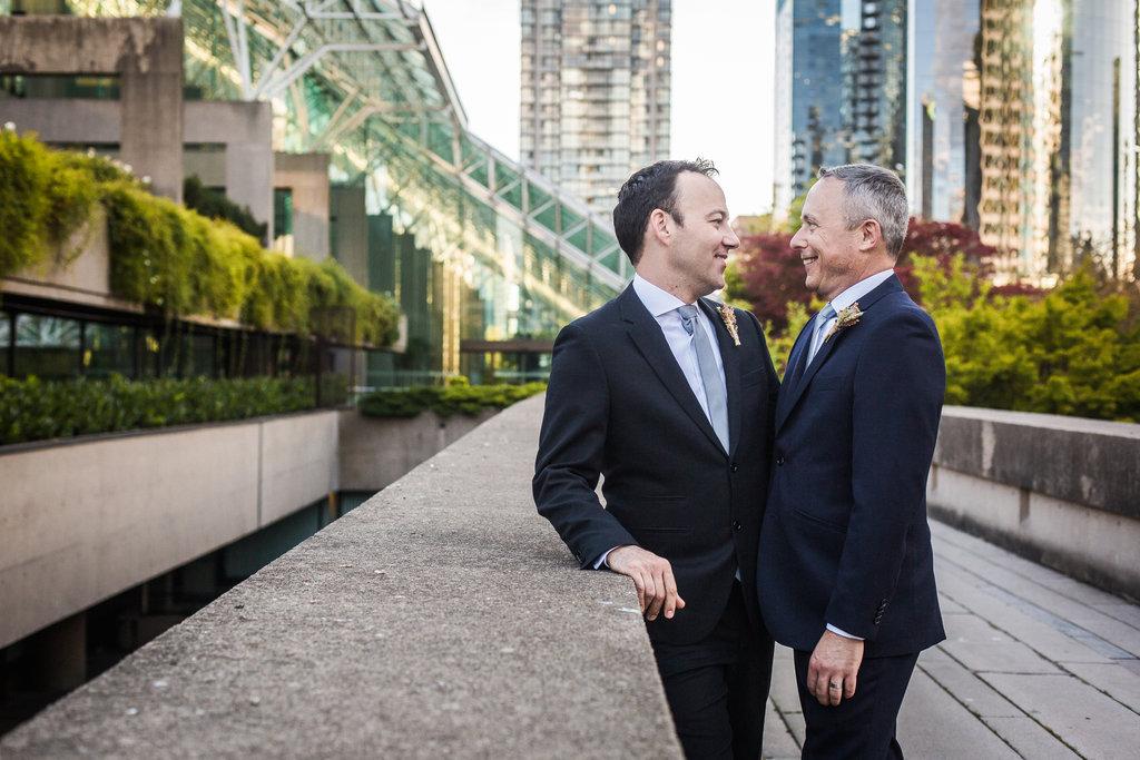 Vancouver Gay Wedding Art Gallery-21