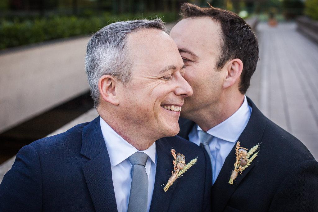 Vancouver Gay Wedding Art Gallery-22
