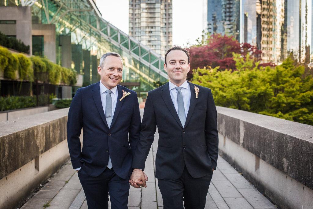 Vancouver Gay Wedding Art Gallery-23