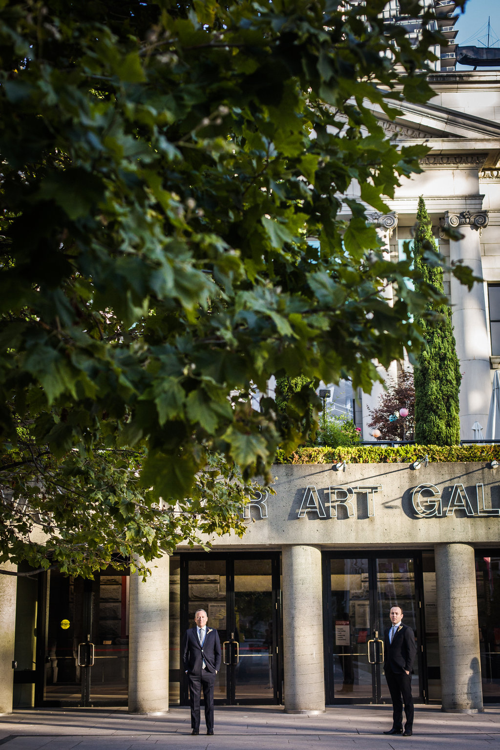 Vancouver Gay Wedding Art Gallery-25