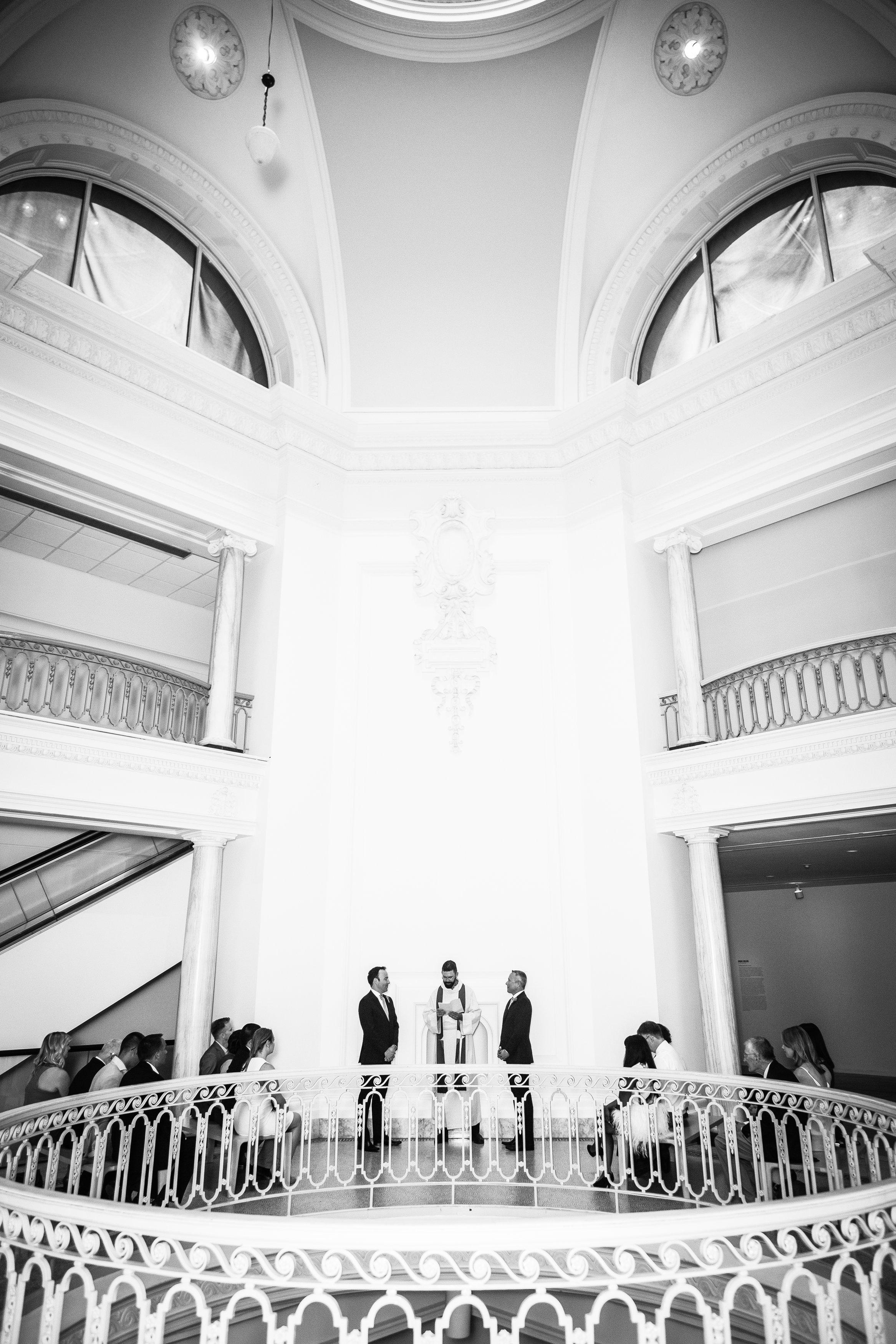 Vancouver Gay wedding John Bello