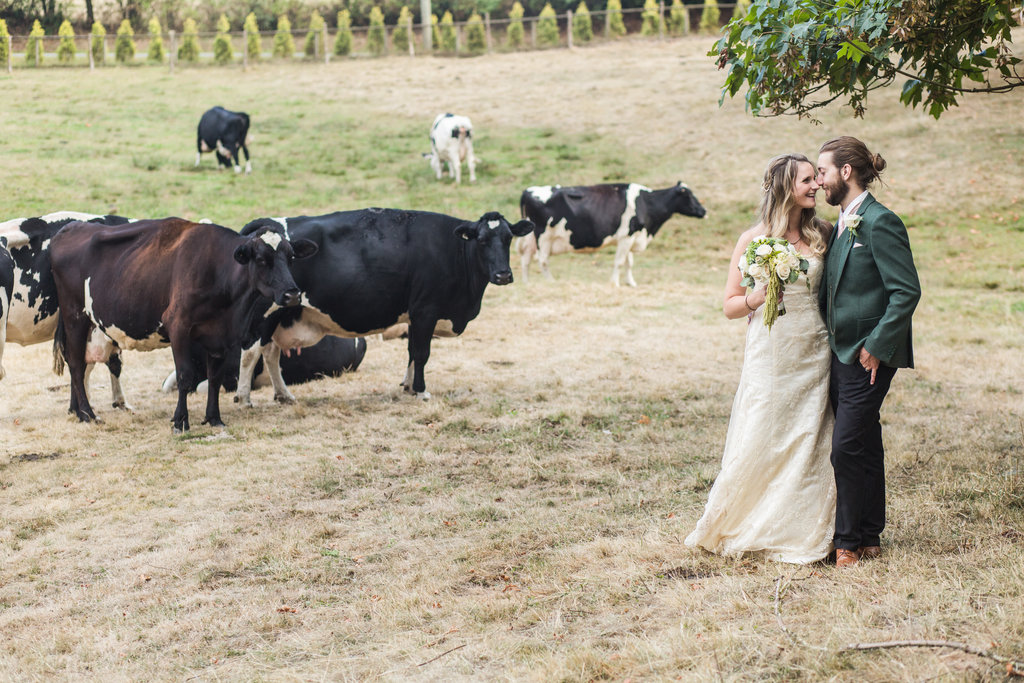 Aldergrove Farm Wedding