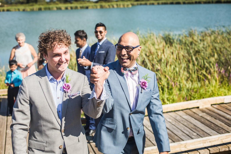 Vancouver gay weddings