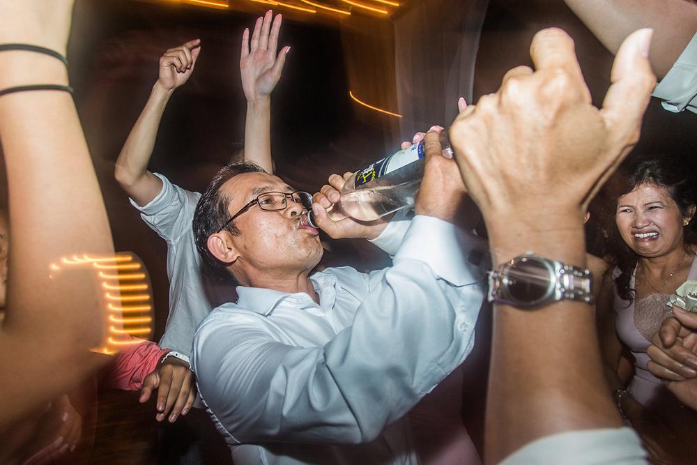 Huracan Cafe Wedding Photographer John Bello-34