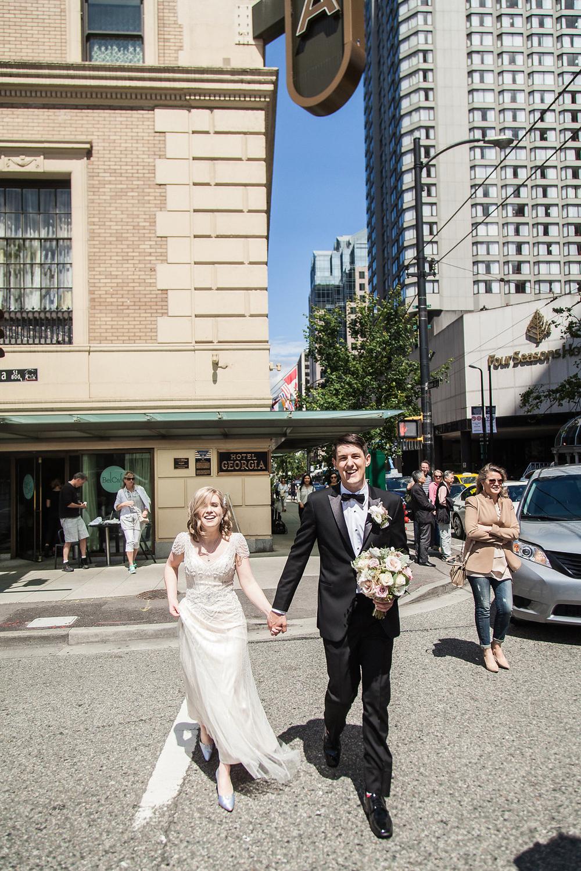 Rosewood Hotel Georgia Wedding-18