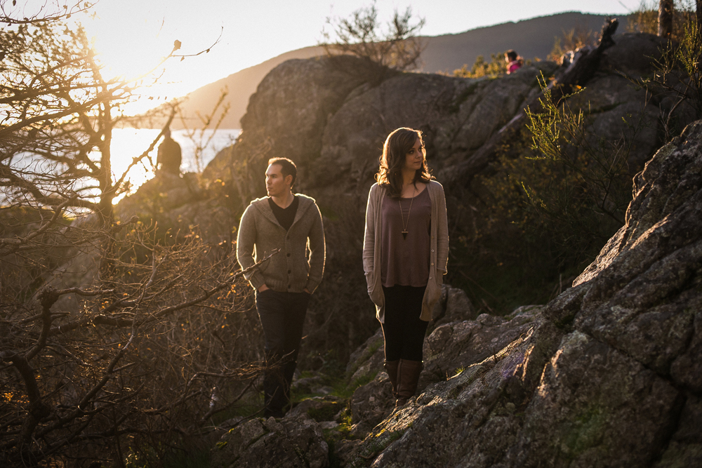 whytecliff Park engagement session-10