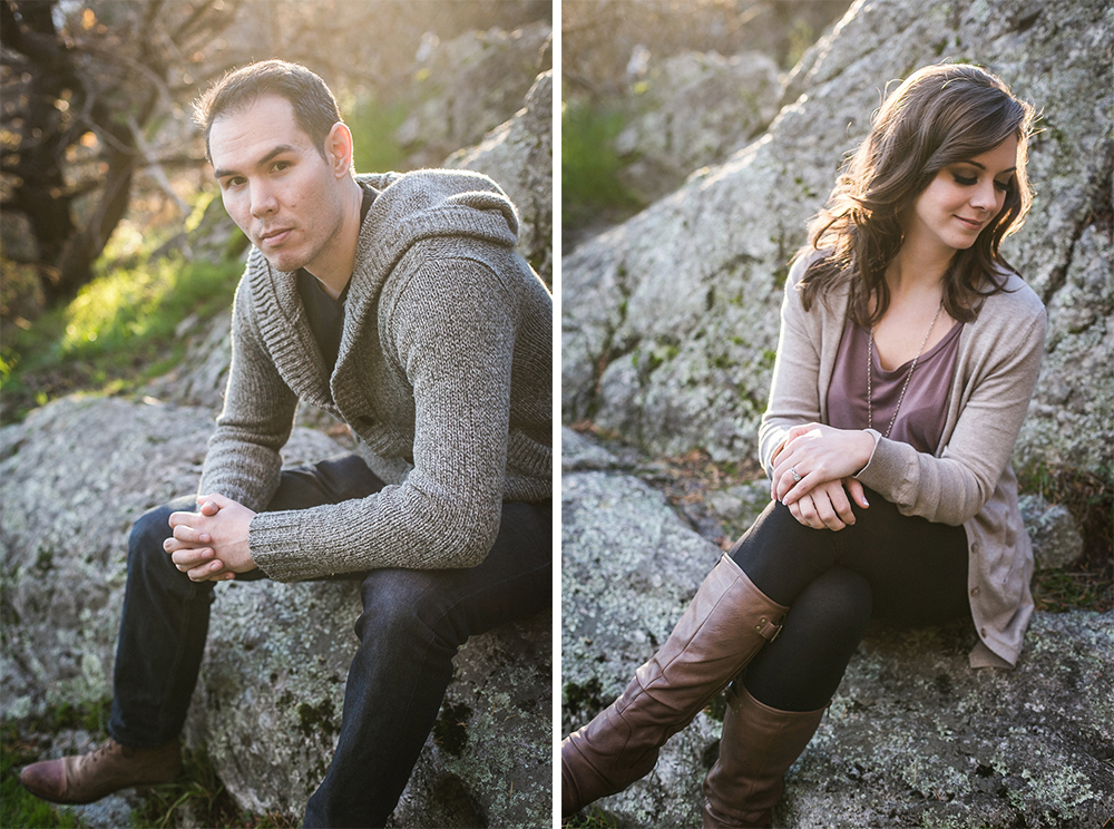 whytecliff Park engagement session-8A