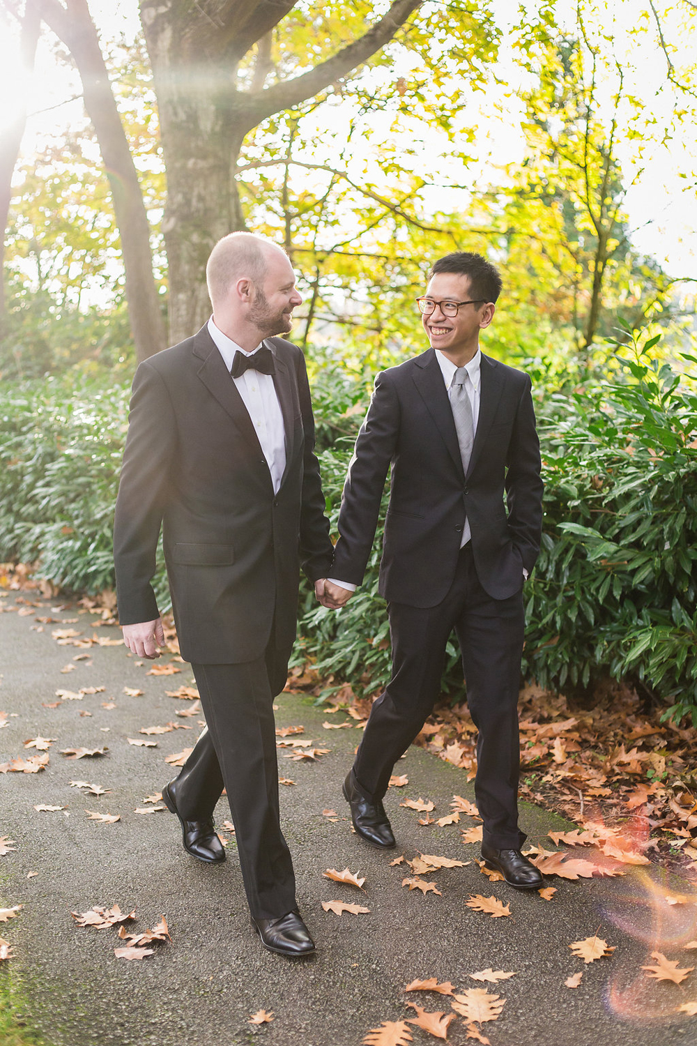 Gay Wedding at Bloedel Conservatory-24