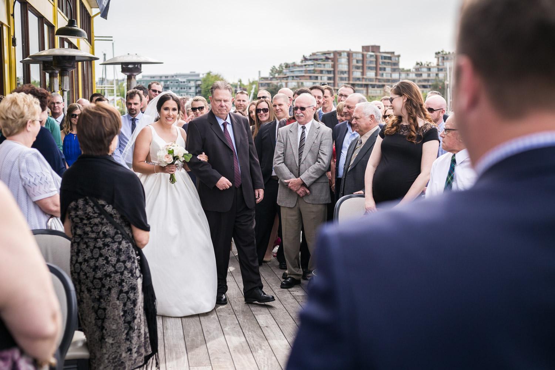 Bridges Restaurant Wedding-10