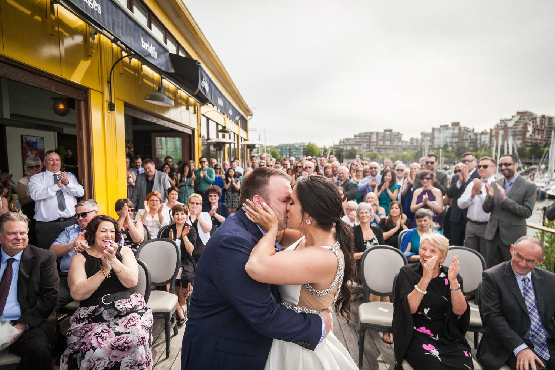 Bridges Restaurant Wedding-14
