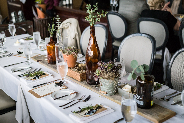 Bridges Restaurant Wedding-15