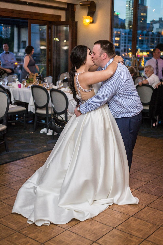 Bridges Restaurant Wedding-20