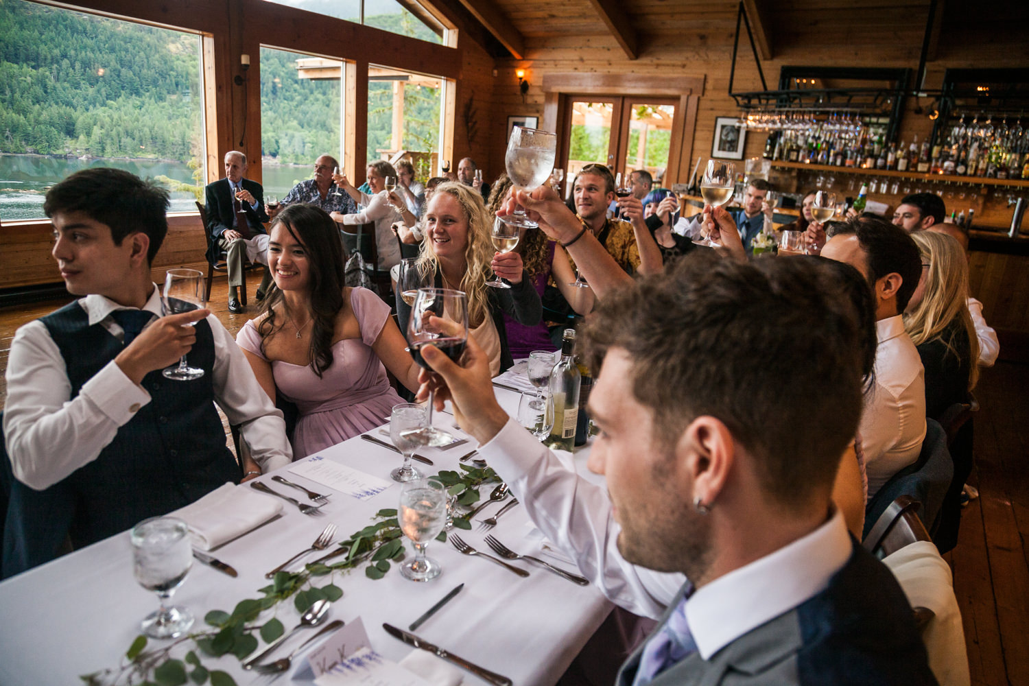 West Coast Wilderness Lodge Weddings (22 of 30)