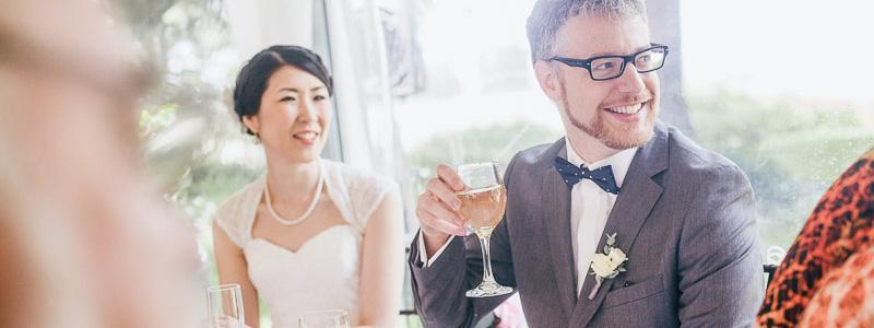 VANCOUVER WEDDING PHOTOGRAPHER | INTIMATE BROCK HOUSE WEDDING
