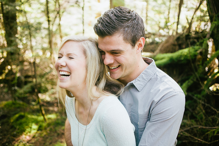 VANCOUVER ENGAGEMENT PHOTOGRAPHER | BUNTZEN LAKE