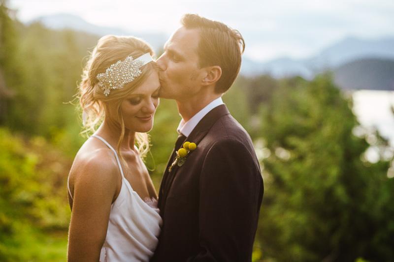 SUNSHINE COAST WEDDING PHOTOGRAPHER | WEST COAST WILDERNESS LODGE