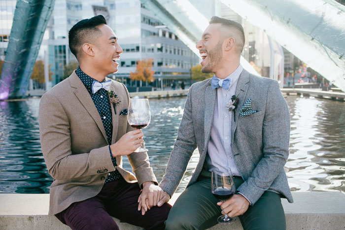 VANCOUVER GAY WEDDING PHOTOGRAPHER | DIMITRI + JONATHAN