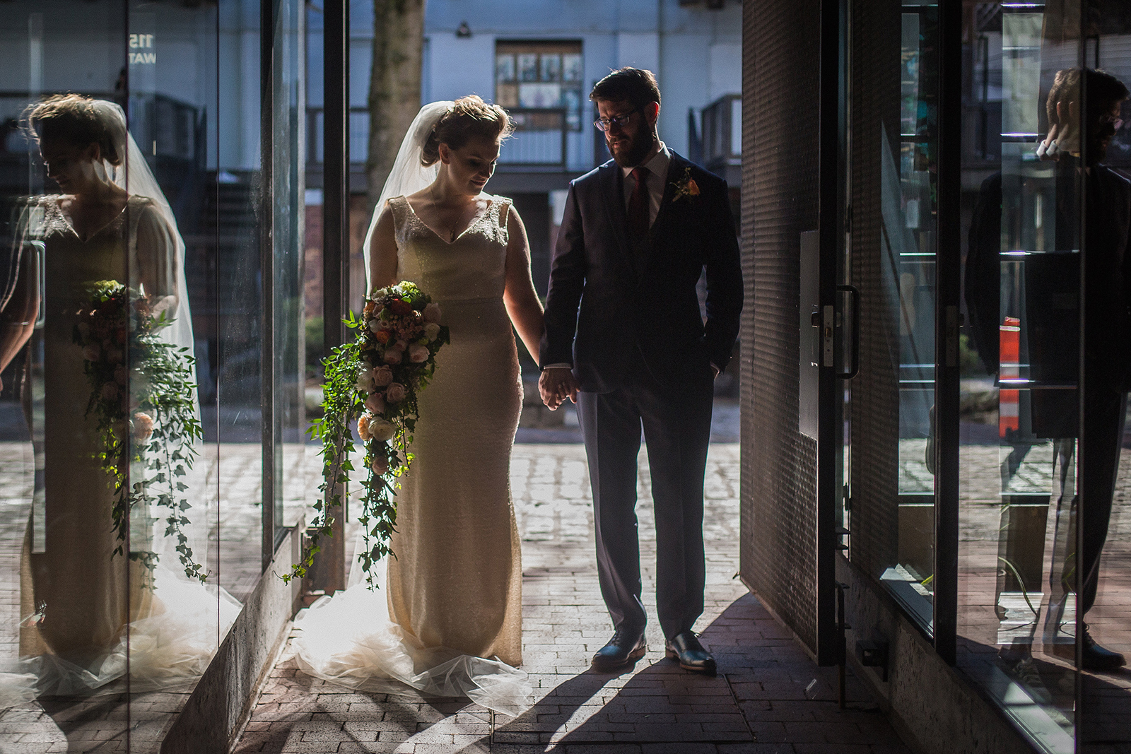 WEDDING AT THE DIAMOND – PETER & CLAIRE