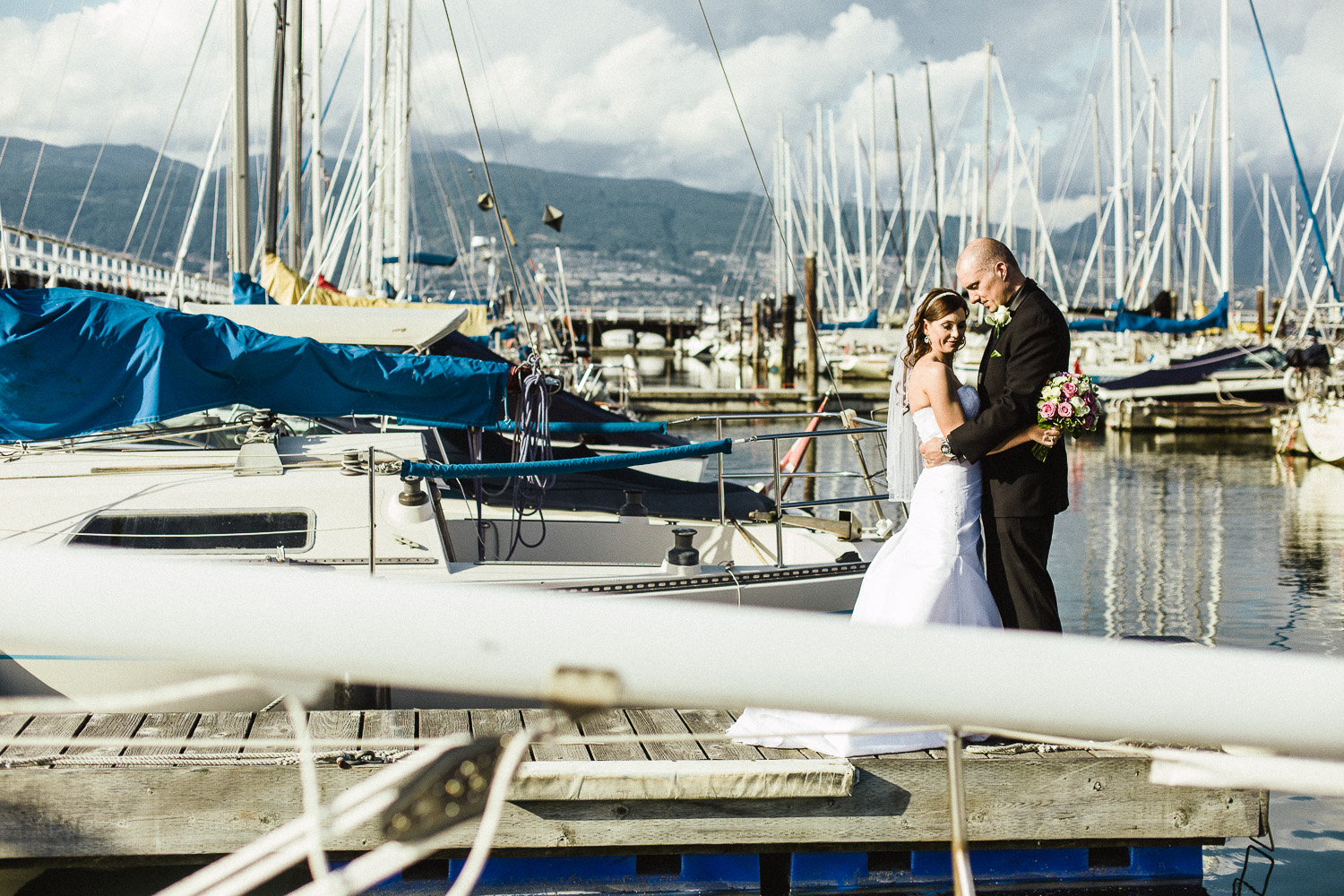 ROYAL VANCOUVER YACHT CLUB WEDDING PHOTOGRAPHER – KRISTYNA & DEREK