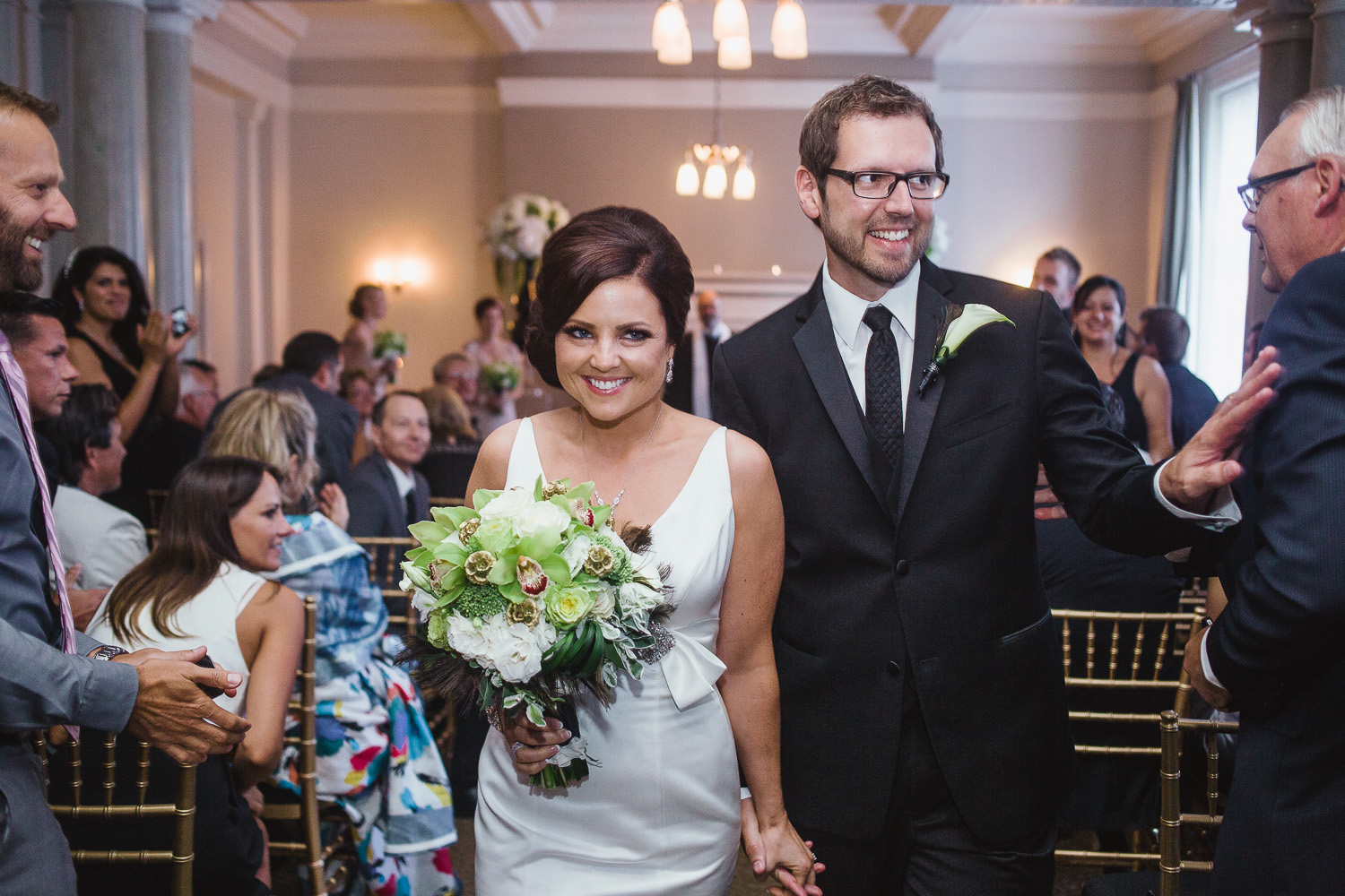 VANCOUVER CLUB WEDDING PHOTOGRAPHER – KIMBERLY & ANDREW