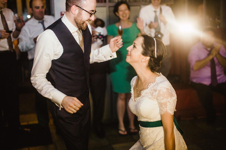 BRIX RESTAURANT WEDDING PHOTOGRAPHER – EMILY & ANDREW