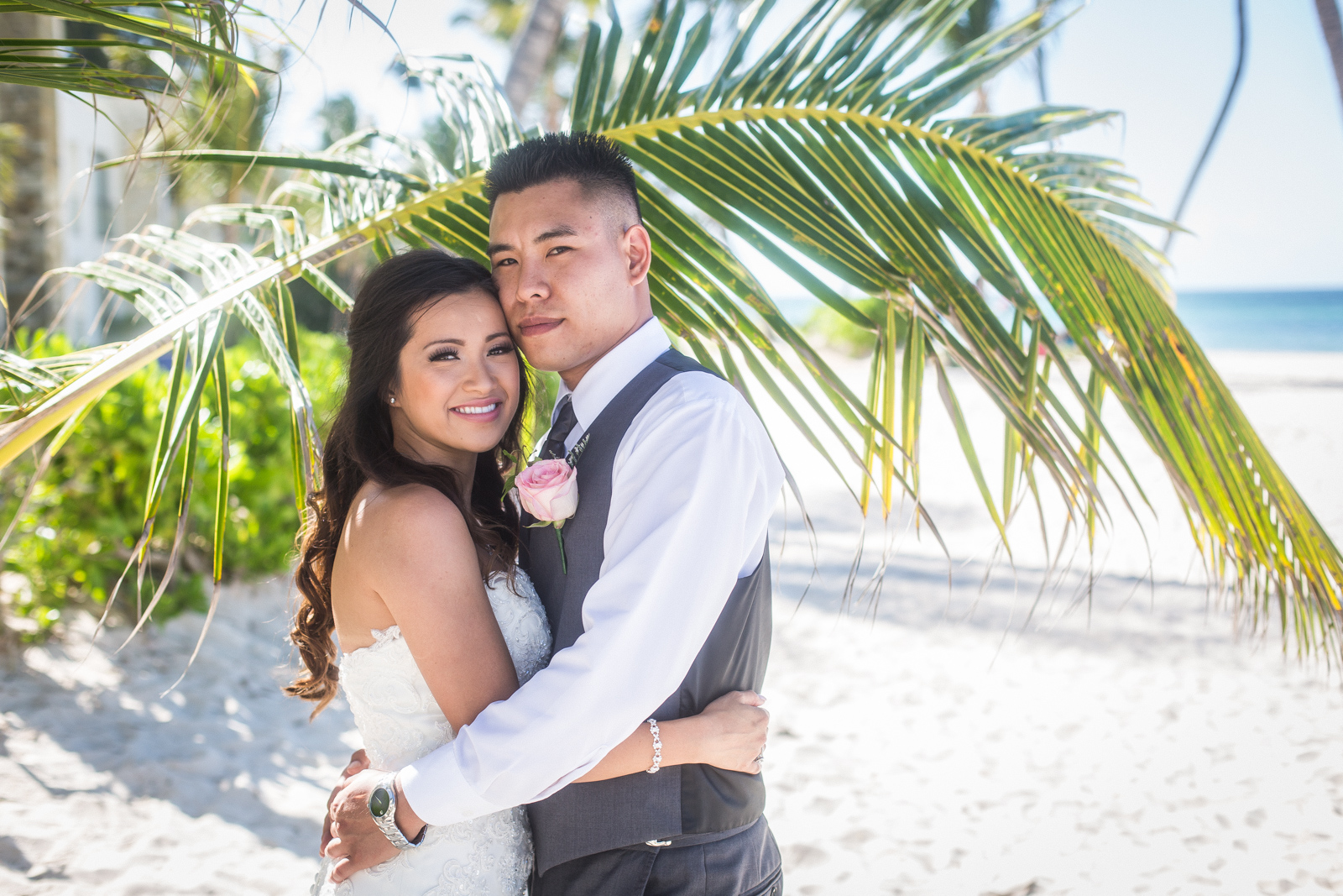 PUNTA CANA WEDDING – KIM & SIMON