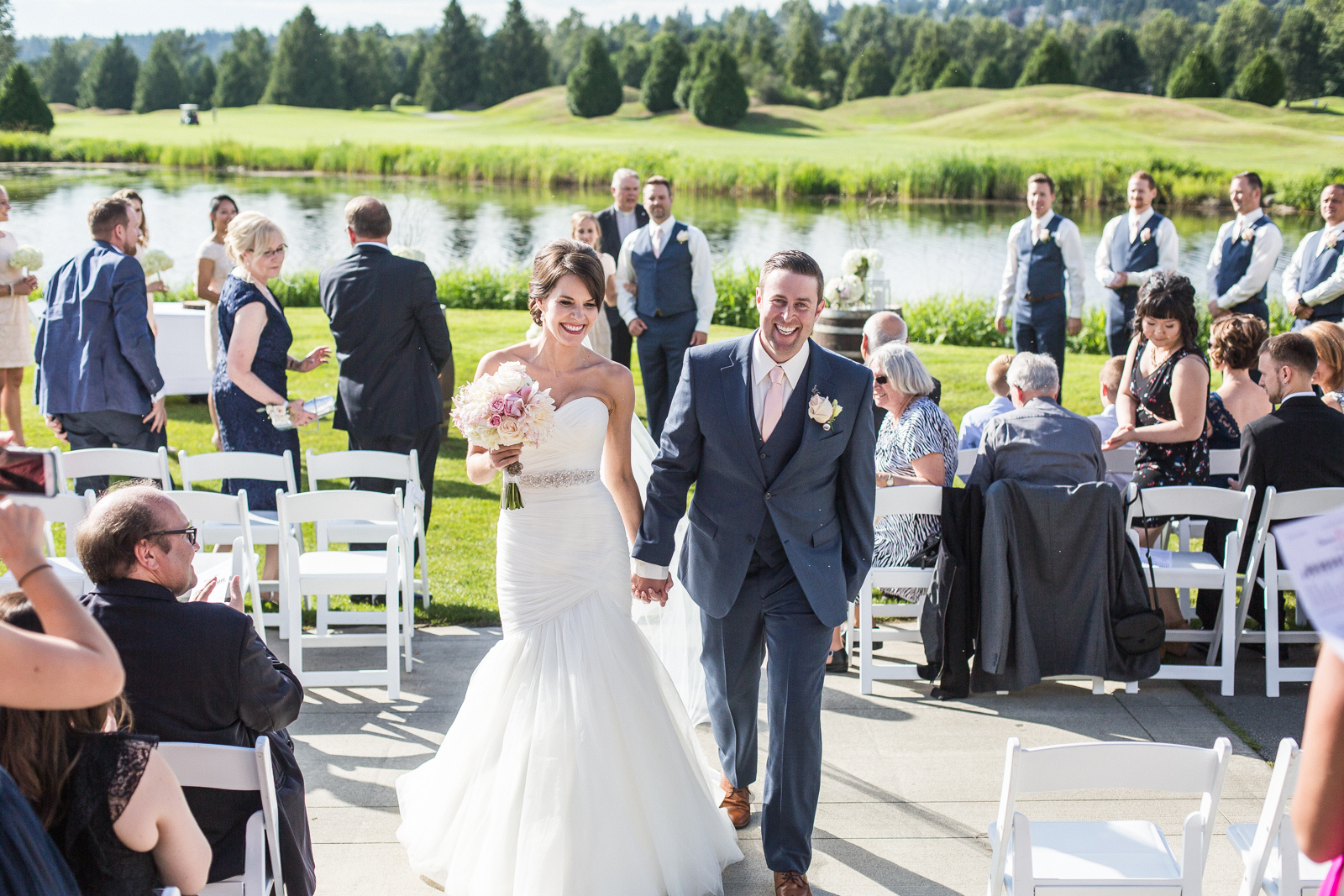 WEDDINGS AT RIVERWAY CLUBHOUSE