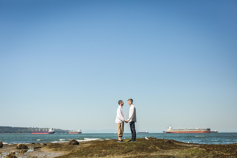 THIRD BEACH GAY WEDDING – CHASE & IGNACIO