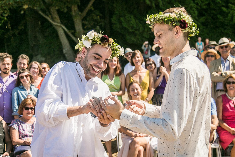John Bello Gay Wedding Third Beach (8 of 10)