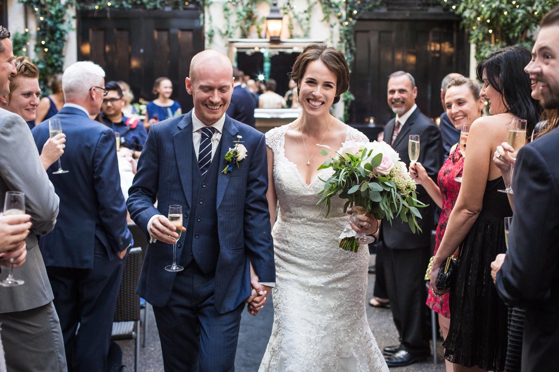 BRIX & MORTAR WEDDING – CHRISTINE & PETE