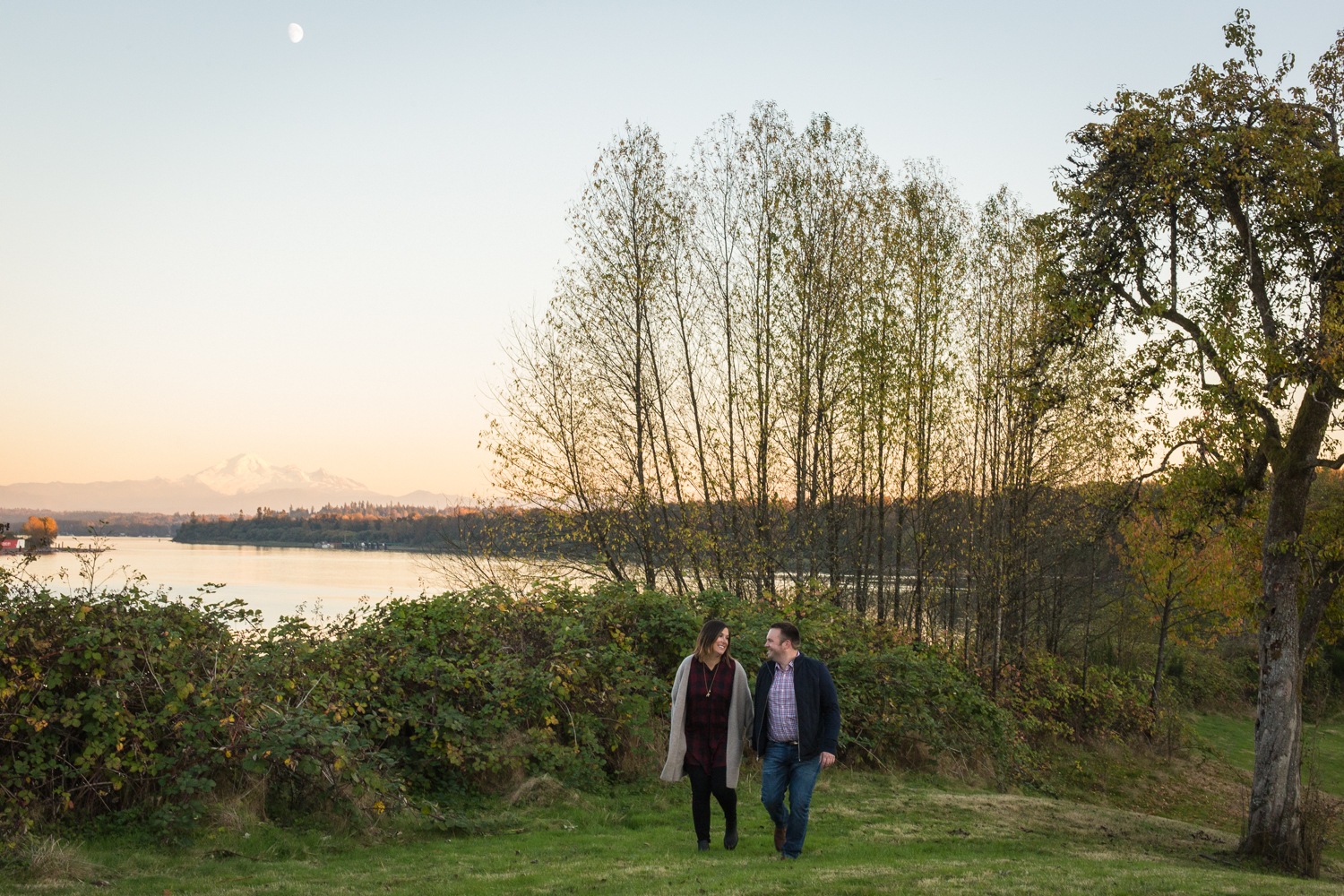 FORT LANGLEY ENGAGEMENT – CAROLYN & BRADY