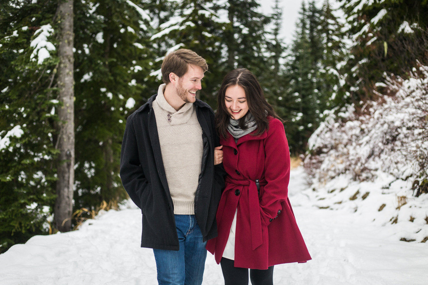 GROUSE MOUNTAIN ENGAGEMENT – KRISTY & KEVIN