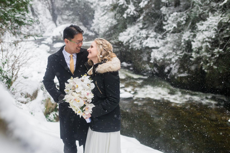GROUSE MOUNTAIN WEDDING – ALAINA & BRIAN