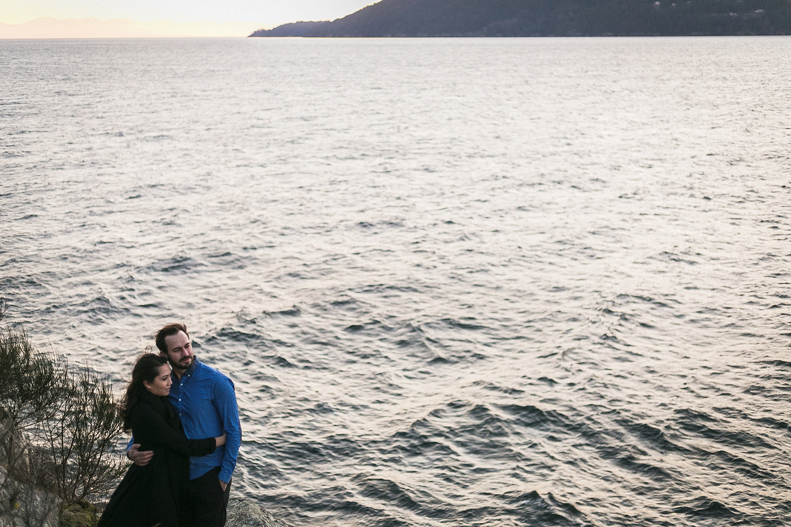 ENGAGEMENT AT WHYTECLIFF PARK – JERICA & JEFF